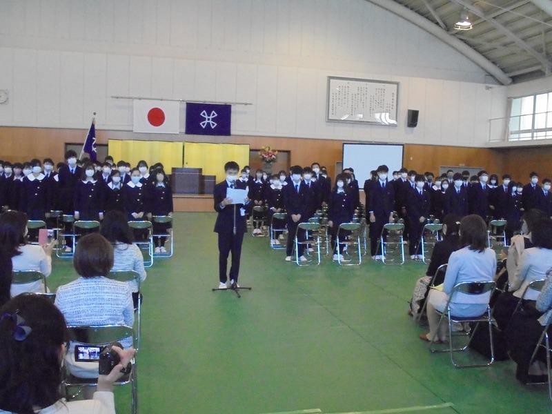入学 2021 式 高校 県立